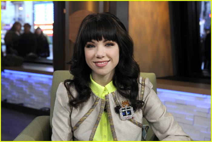 carly rae jepsen gma 01