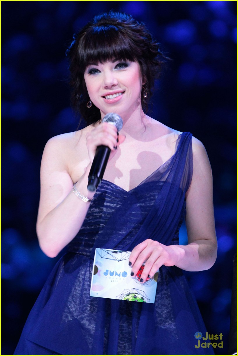 carly rae jepsen juno awards 08