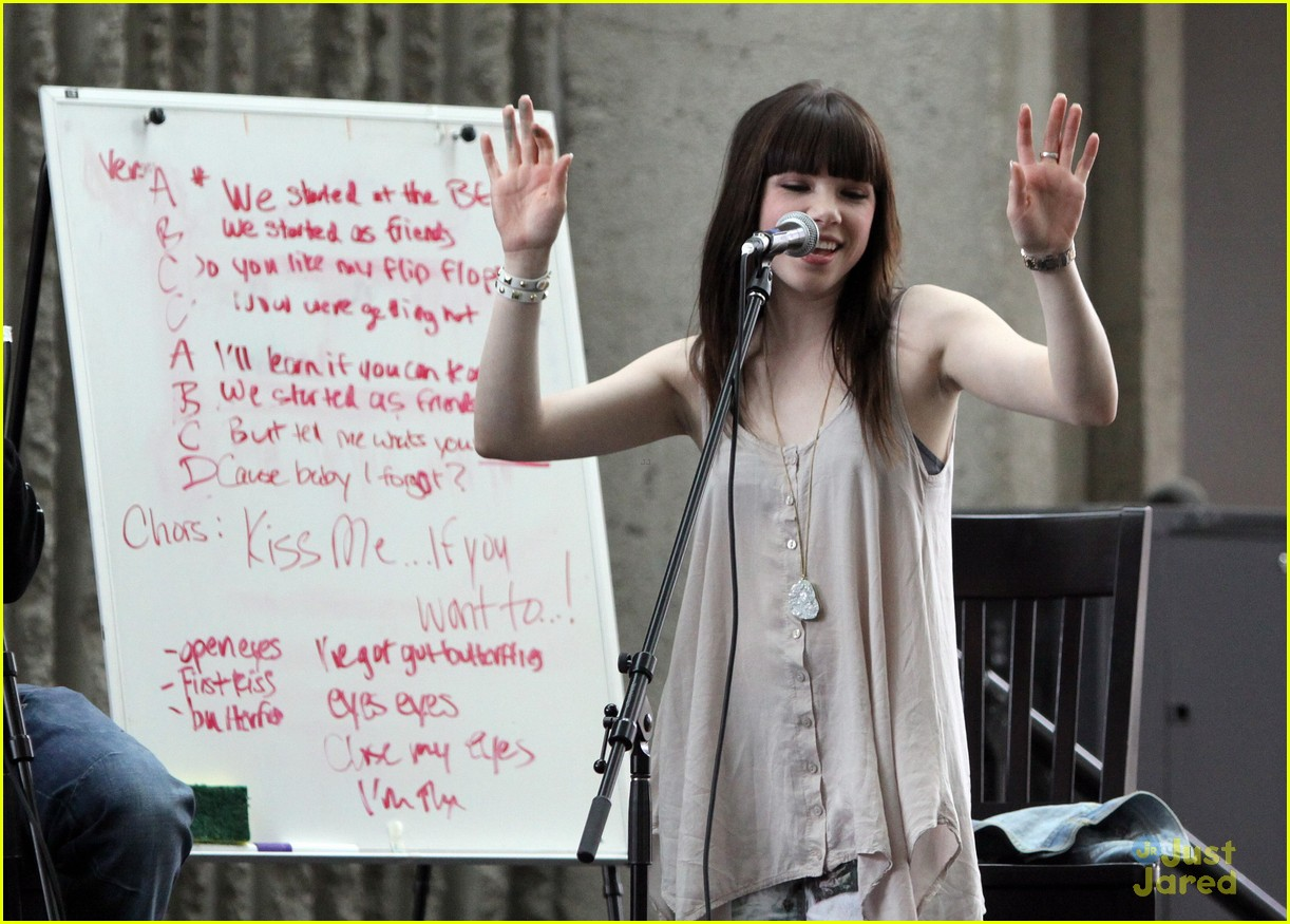 carly rae jepsen juno awards 09