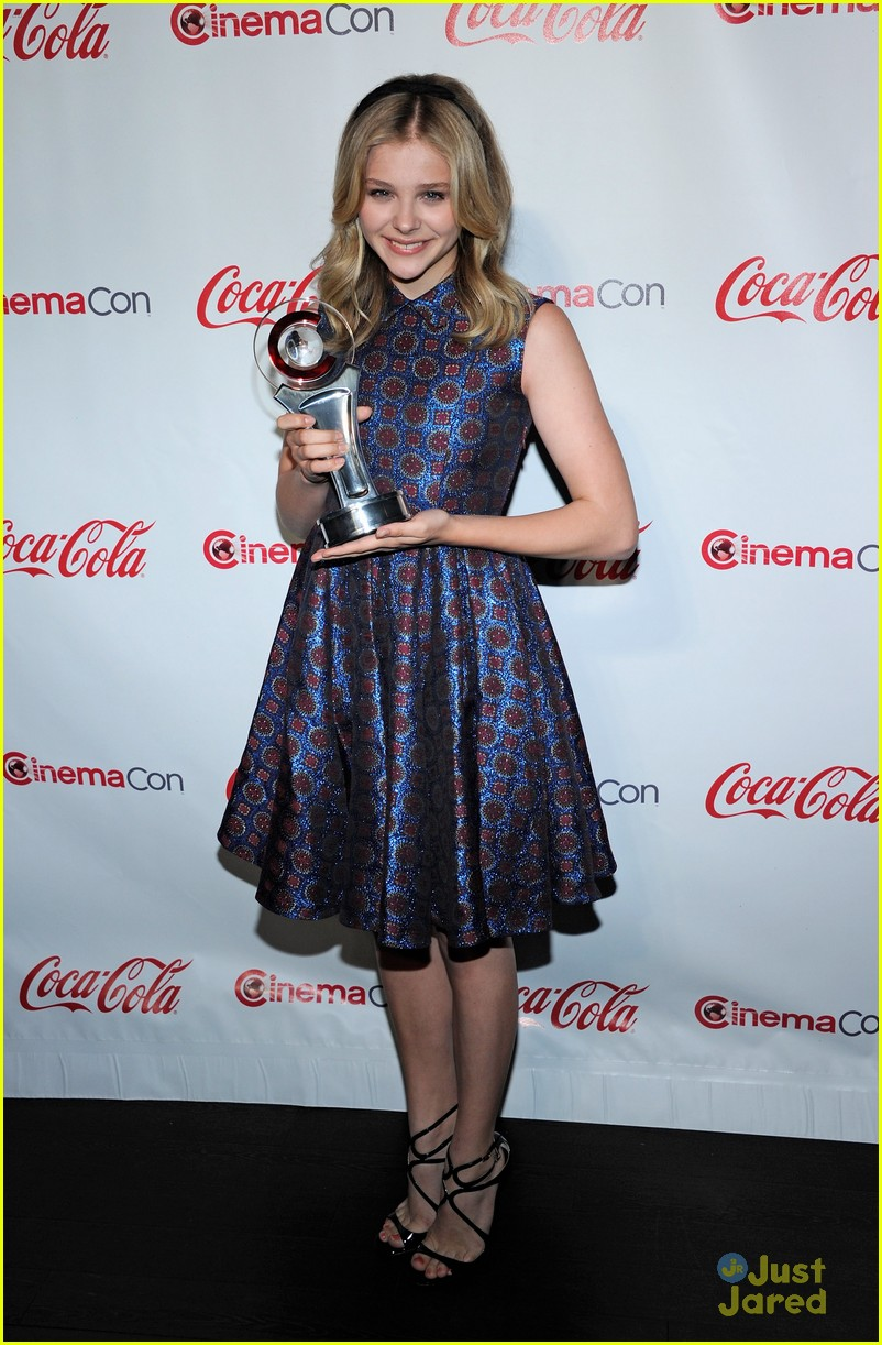 chloe moretz cinemacon star tomorrow 14