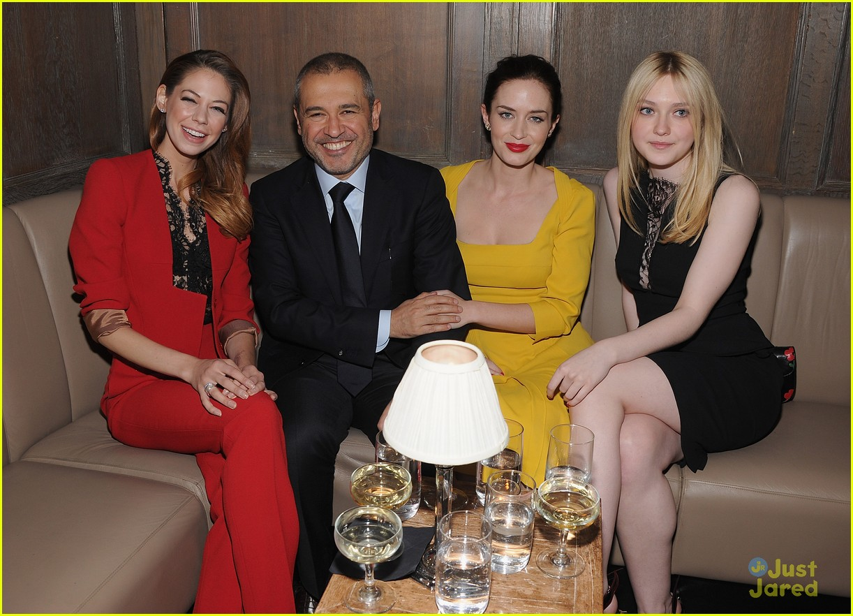 dakota fanning elie saab dinner 01