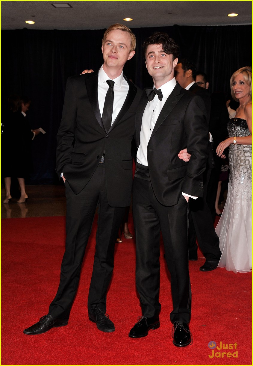 daniel radcliffe white house dinner 03