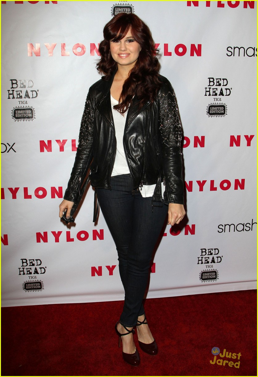 debby ryan nylon party 10