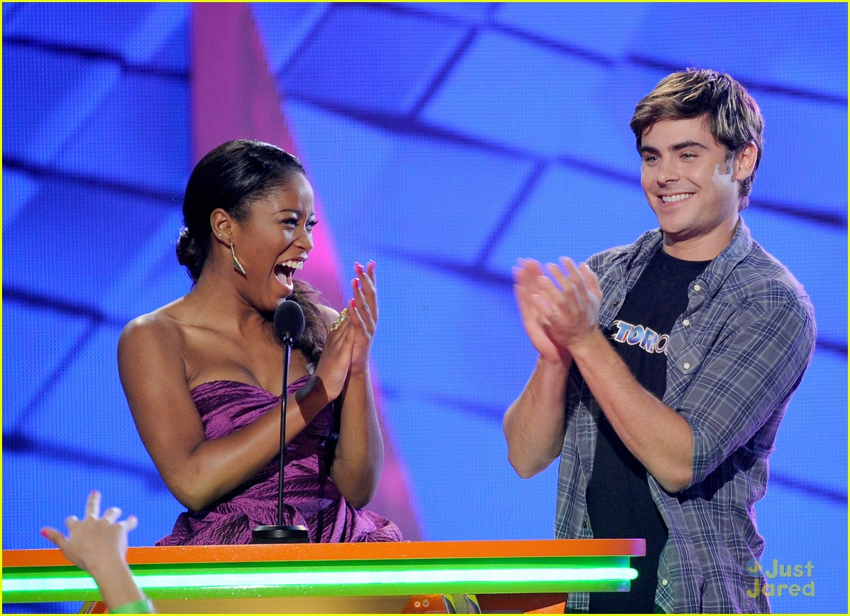 keke palmer kids choice awards 15