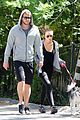 Miley-liam miley cyrus liam hemworth walk 06