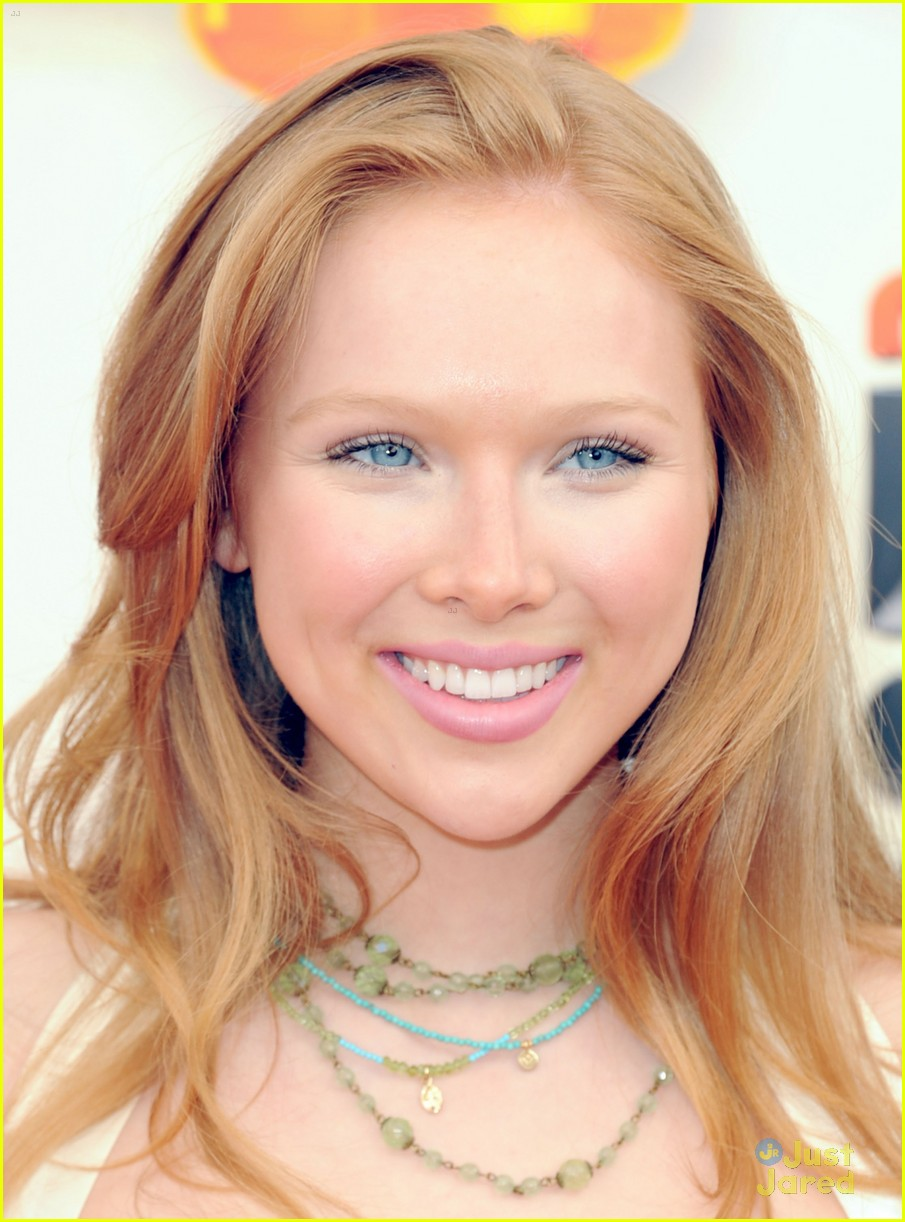 molly quinn kids choice awards 08