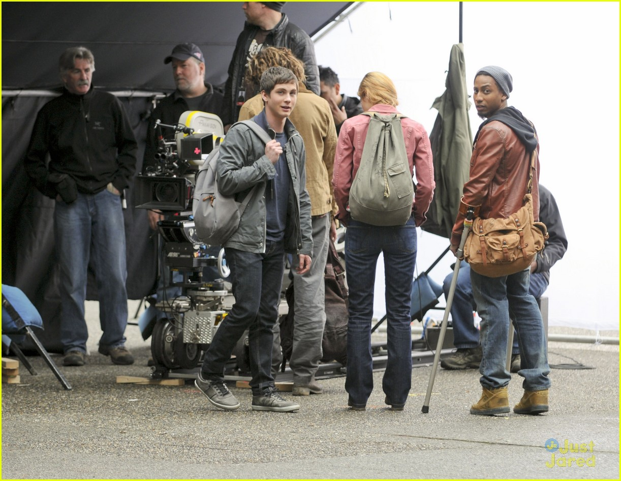 logan brandon pjo filming 08