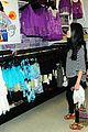 Selena-kmart selena gomez dream out loud shopping 11