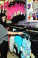 Selena-kmart selena gomez dream out loud shopping 12
