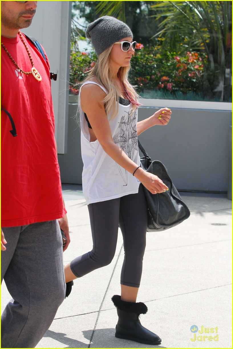ashley tisdale punkd preview 09