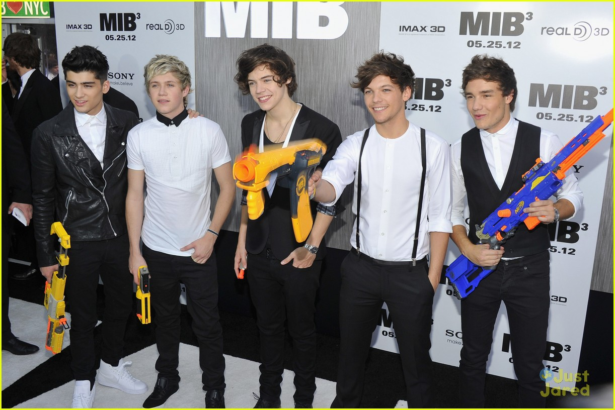 one direction mib premiere 15