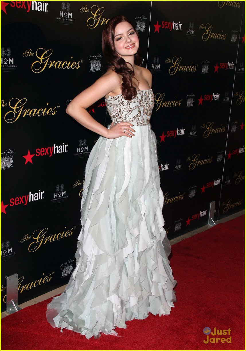 ariel winter gracie awards 06
