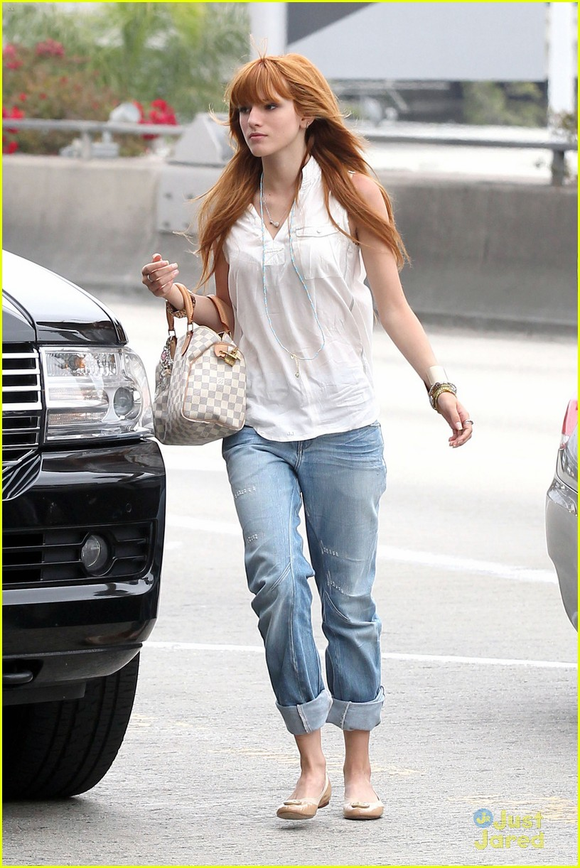 bella thorne lax london 01