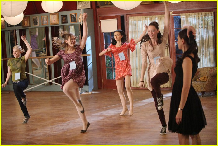 meet bunheads girls 09