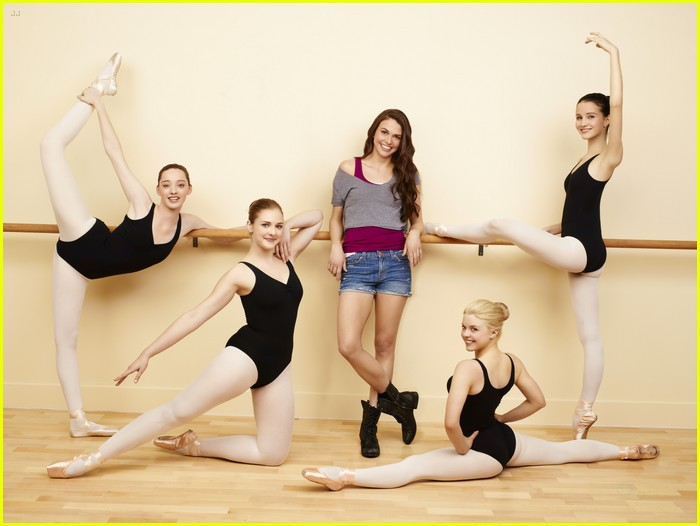 meet bunheads girls 10