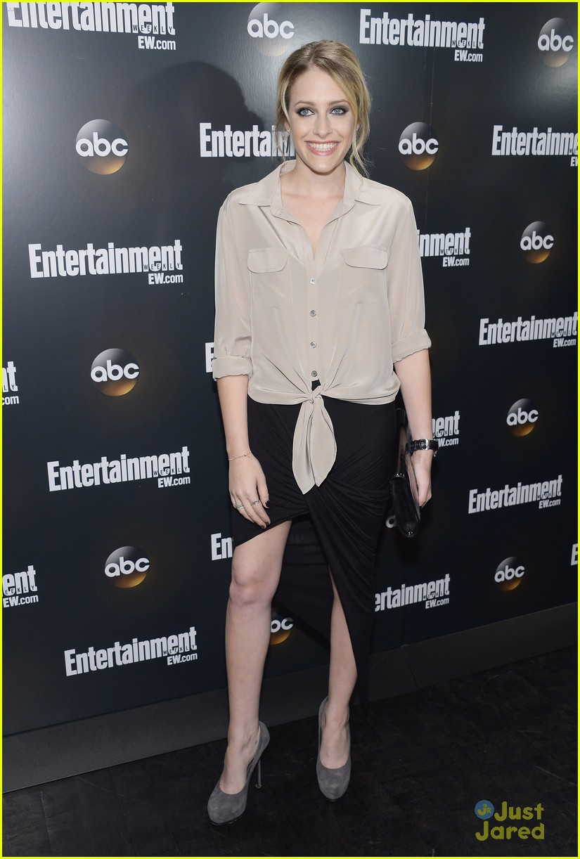 carly chaikin ew abc upfront 02