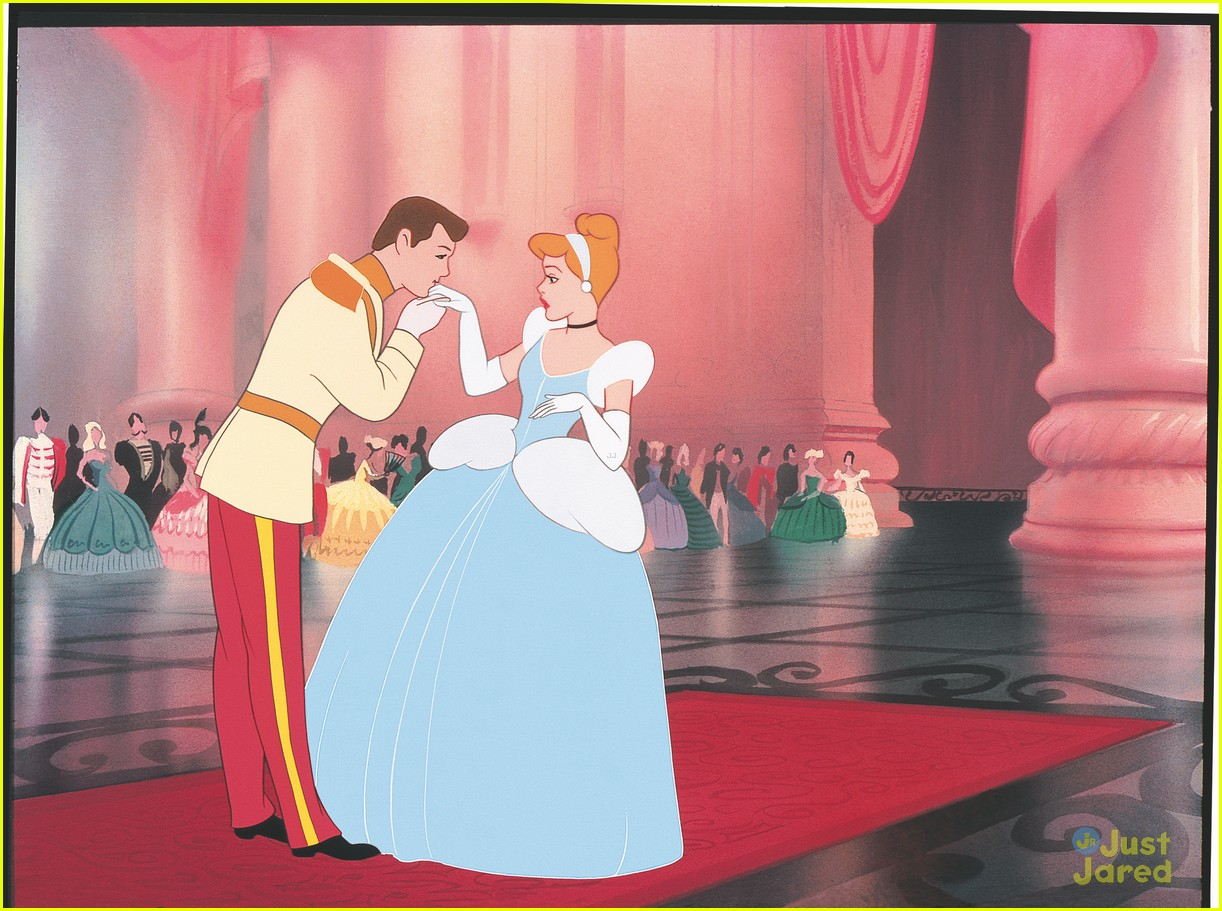 cinderella dvd october 03