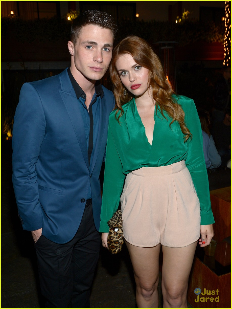colton holland ally nylon party 09
