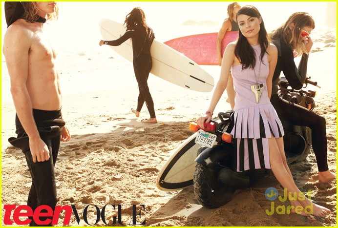 cosgrove teen vogue july cover 05