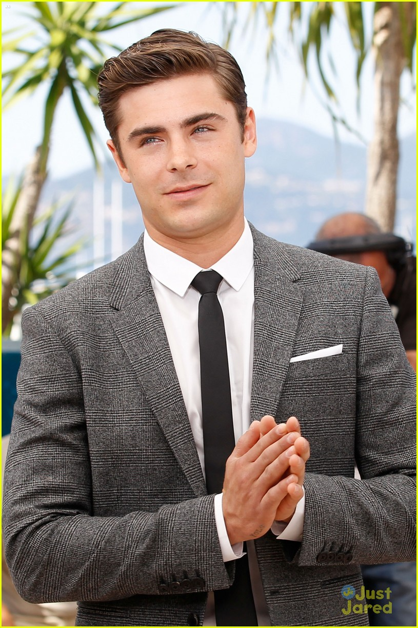 zac efron paperboy cannes 14