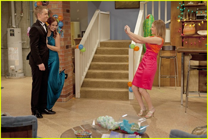 good luck charlie dress shower 12