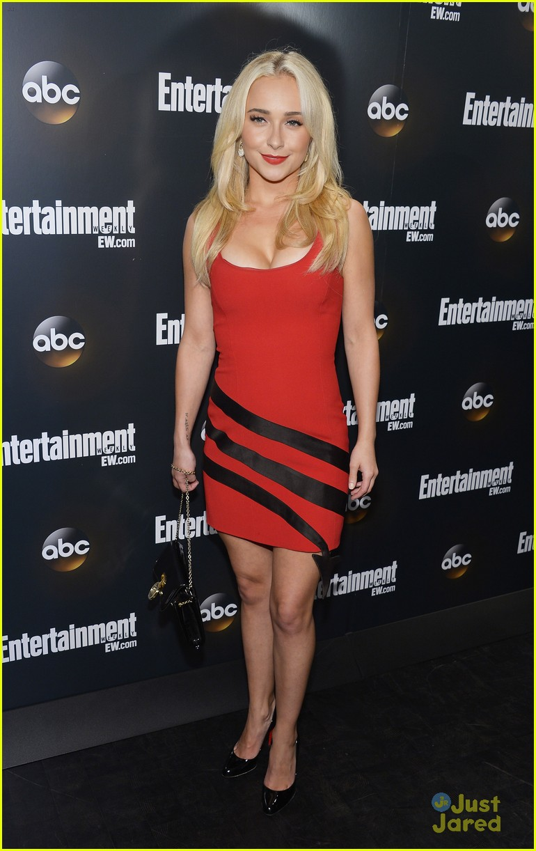 hayden panettiere abc upfront 05