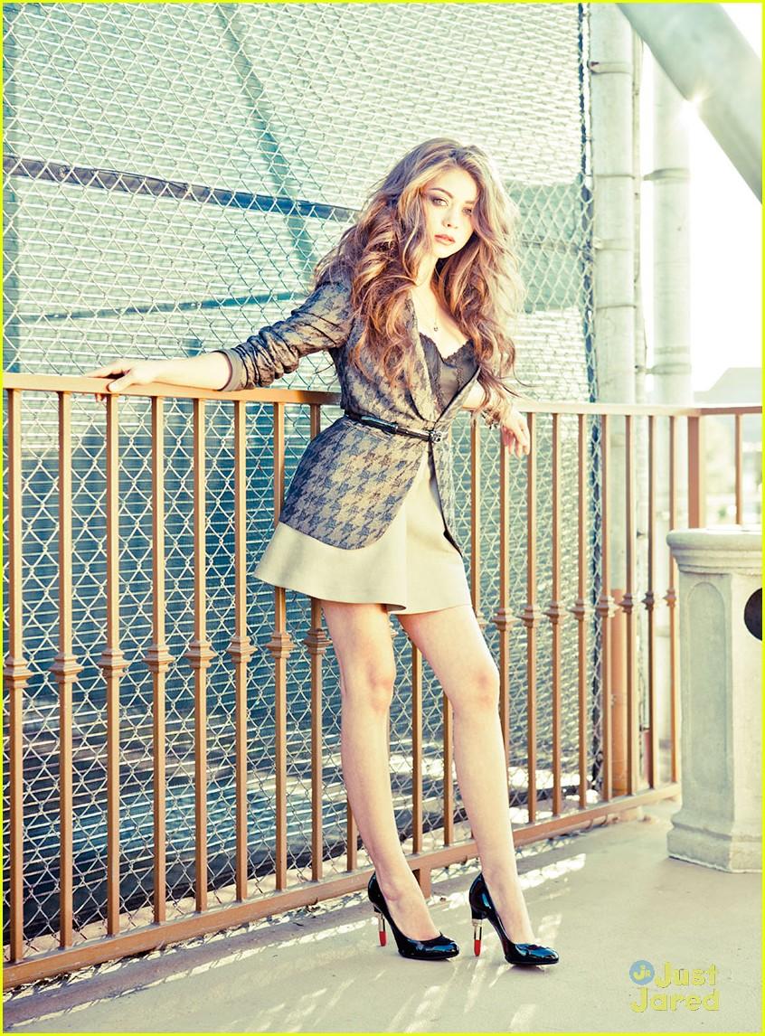 sarah hyland h magazine 05