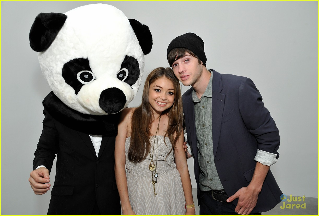 sarah hyland matt prokop mouthful 05