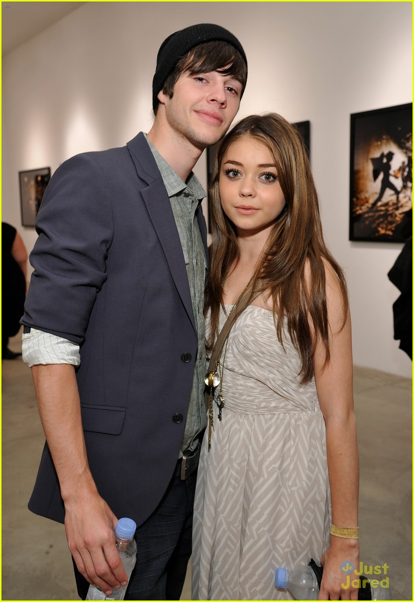 sarah hyland matt prokop mouthful 08