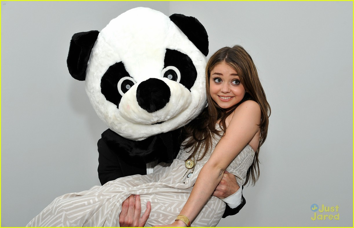 sarah hyland matt prokop mouthful 12