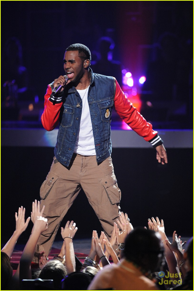 jason derulo undefeated idol finale 12