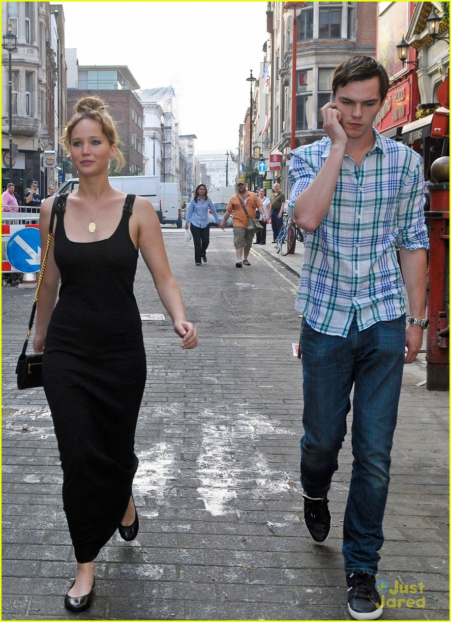 jennifer lawrence nicholas hoult london 02