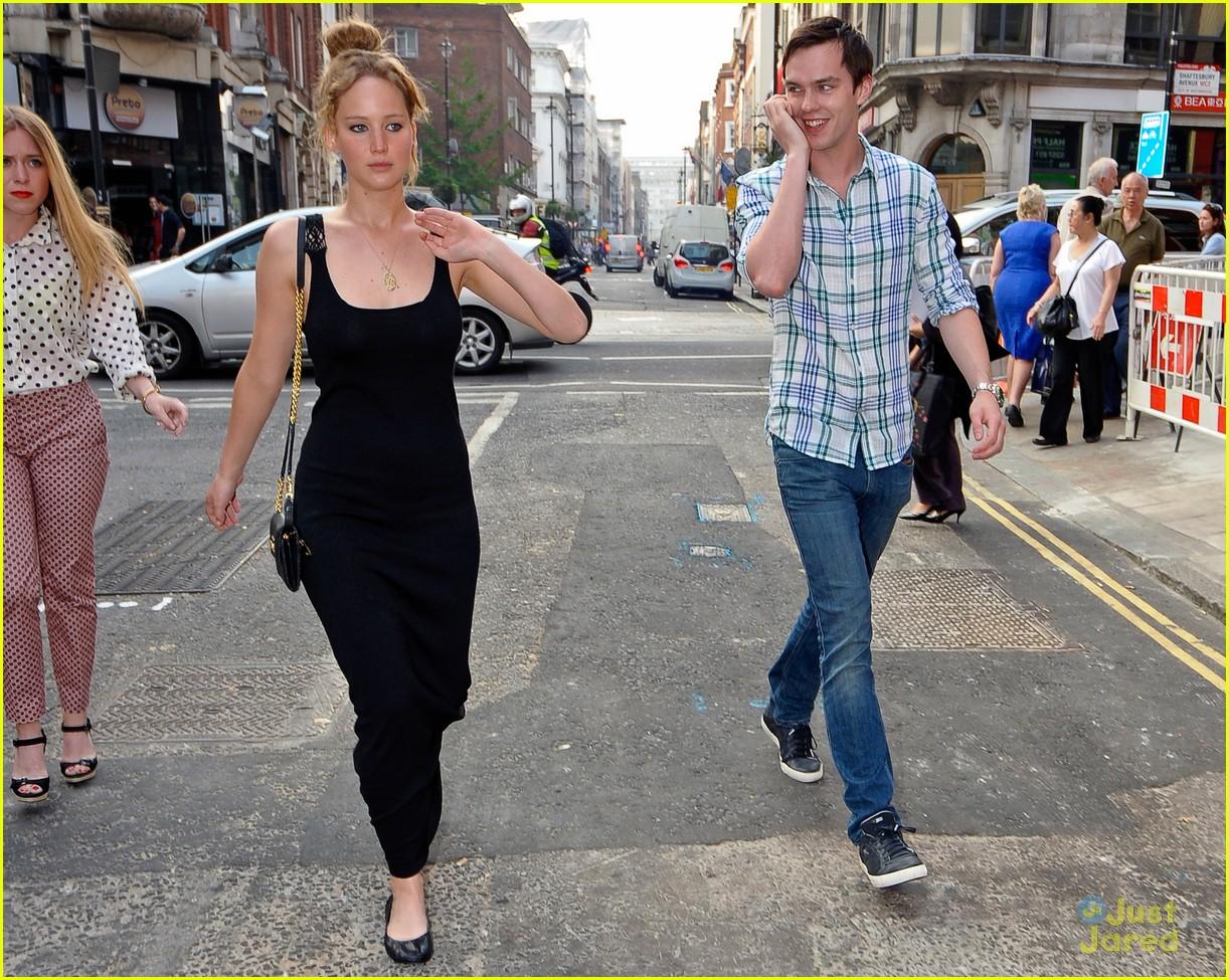 PHOTOS: Jennifer Lawrence spotted with boyfriend Nicholas ...