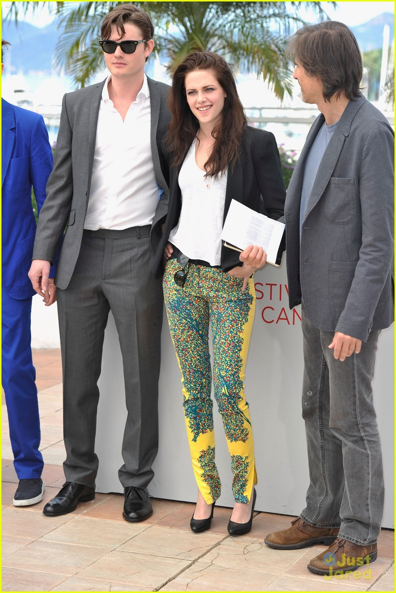 kristen stewart road cannes call 12