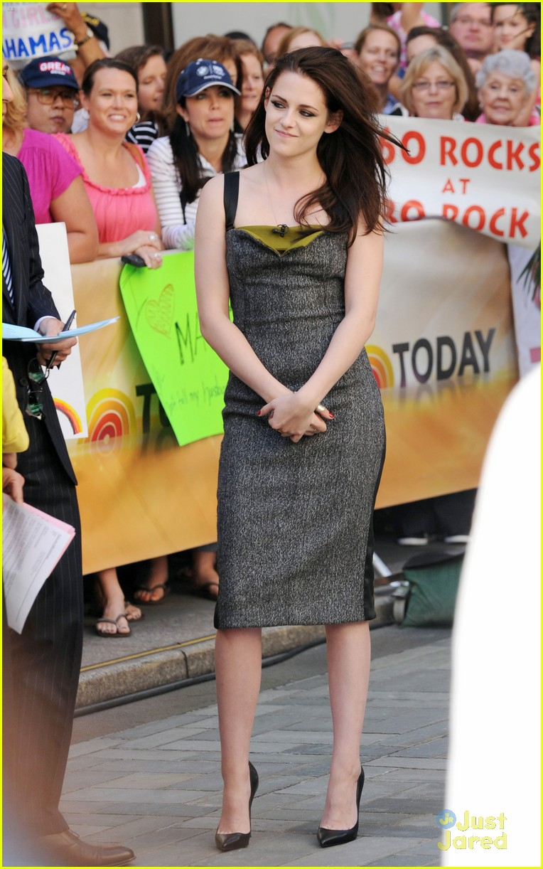 kristen stewart today show 08