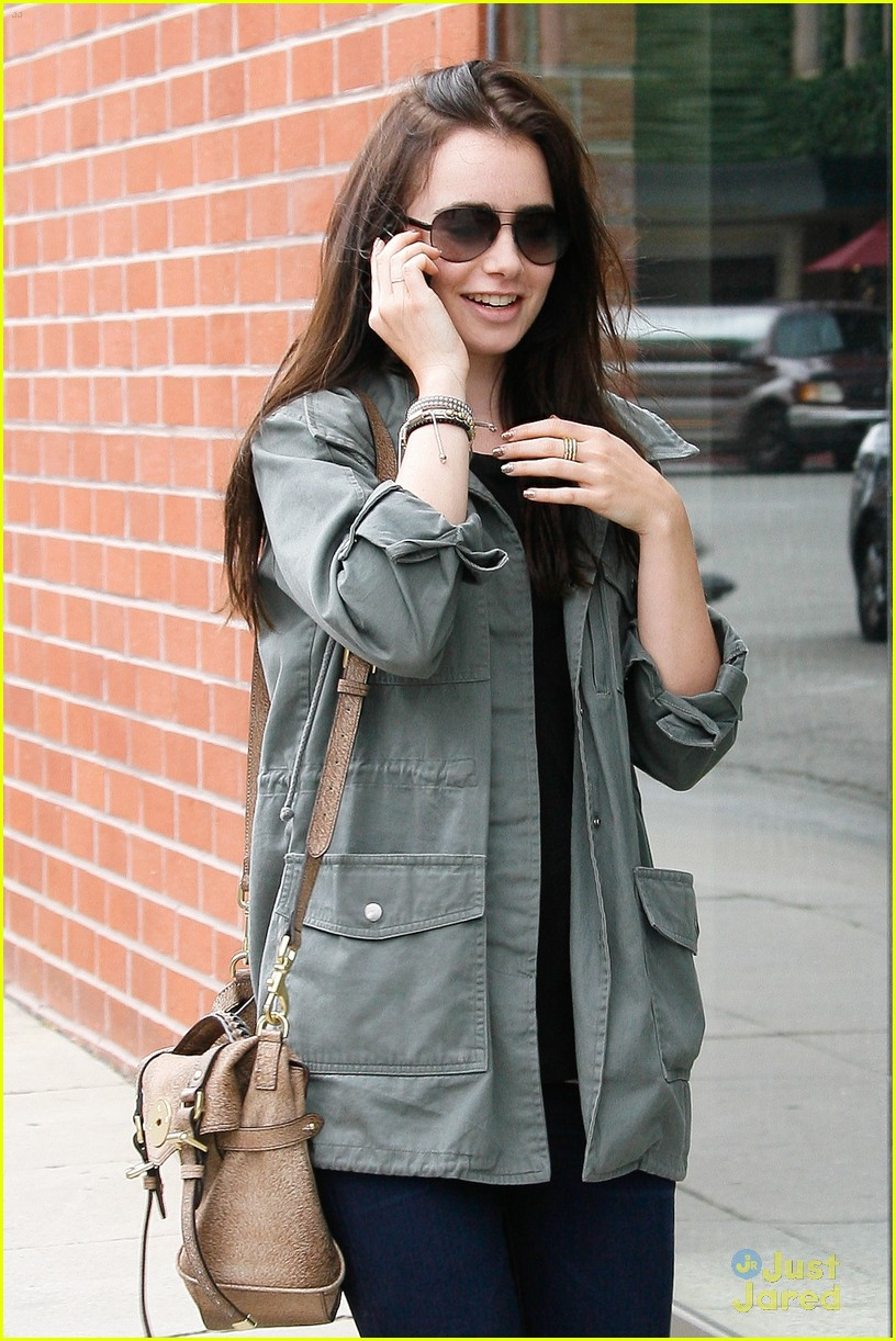 lily collins doc appt 02
