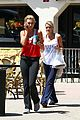 Michalka-subway aly aj michalka subway stop 01