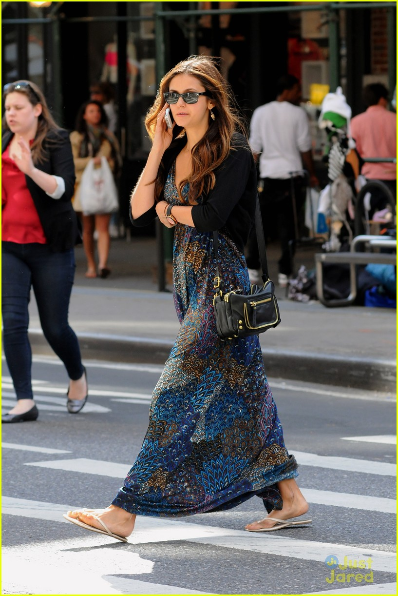 nina dobrev nyc mom 02
