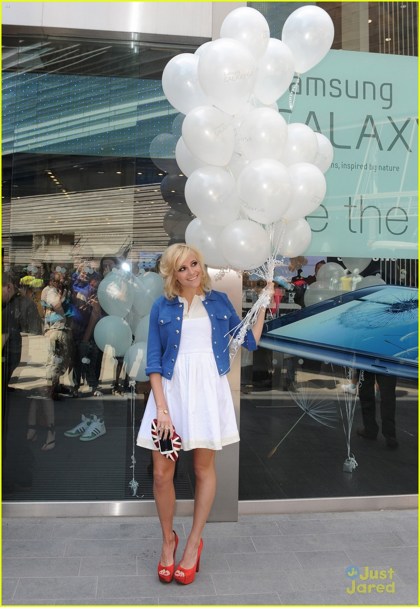 pixie lott samsung launch london 03
