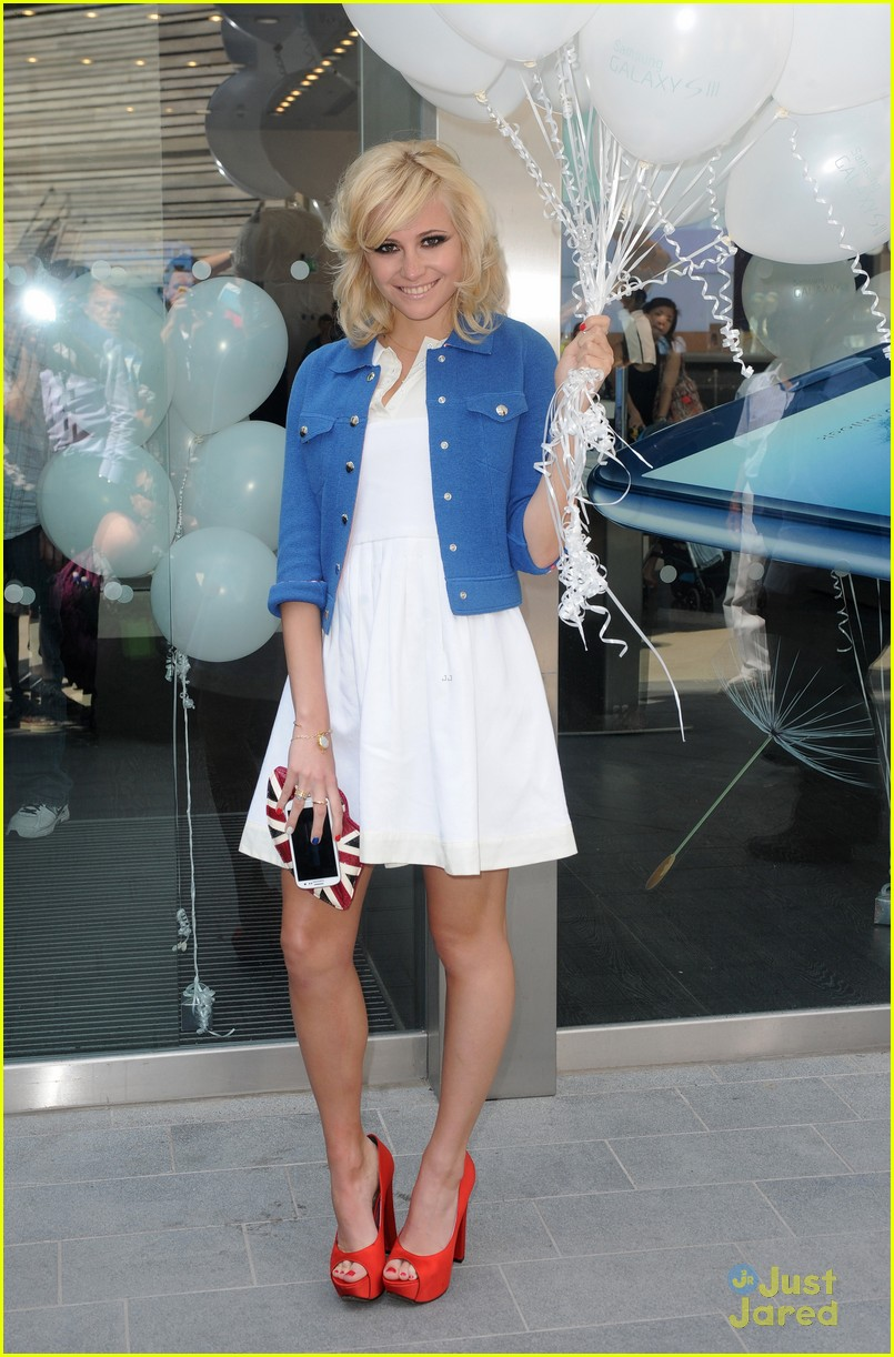 pixie lott samsung launch london 08