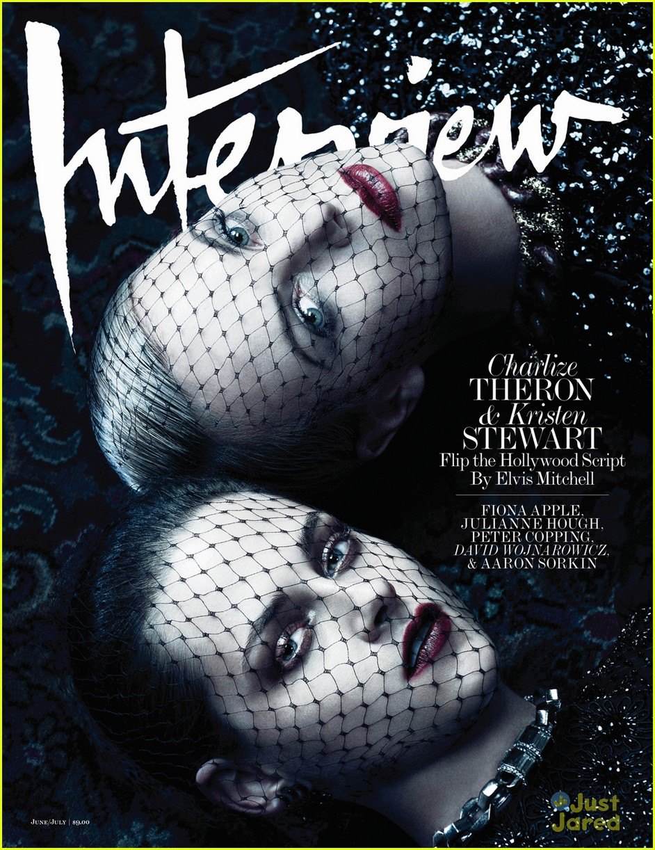kristen stewart charlize theron interview 02