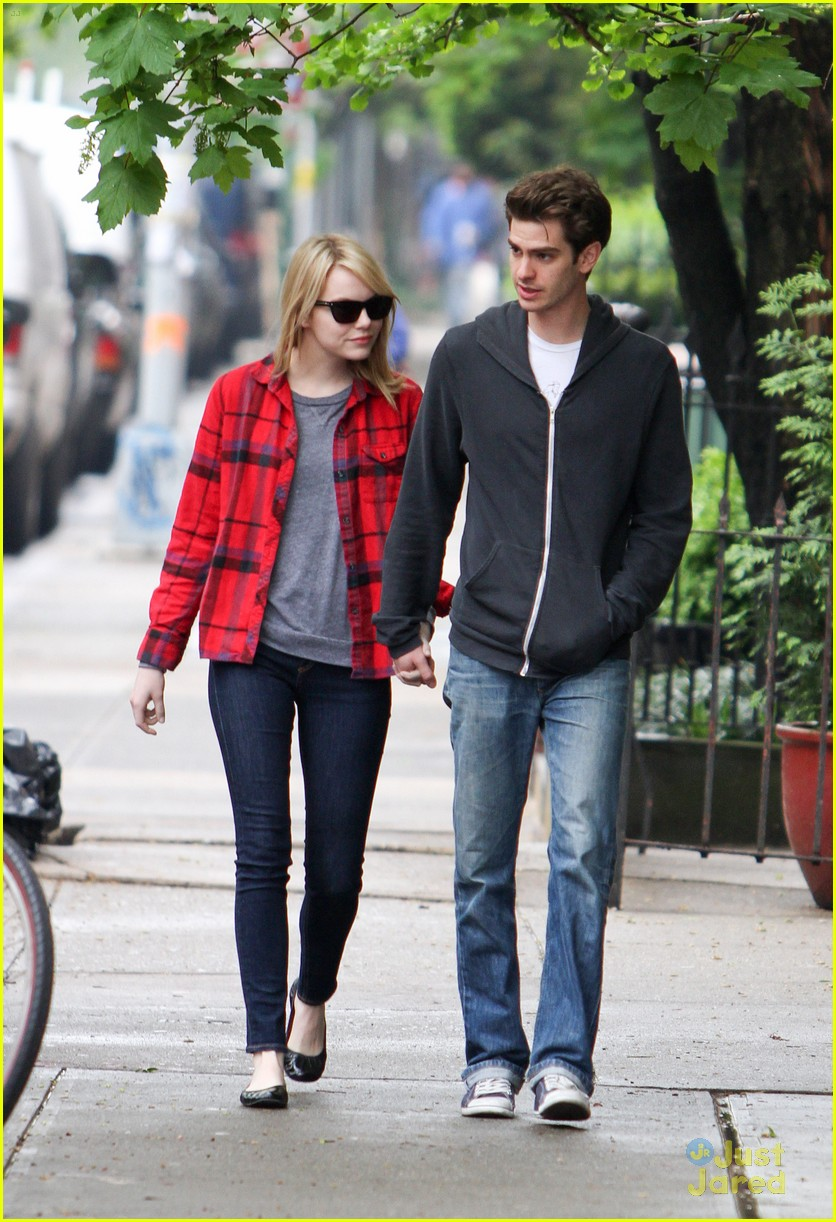 emma stone andrew garfield spiderman stills 05
