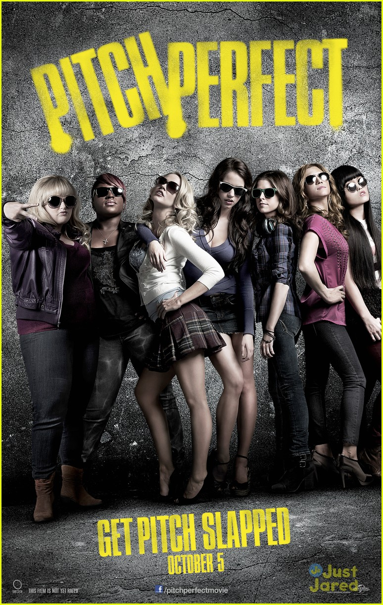anna kendrick pitch perfect poster 03