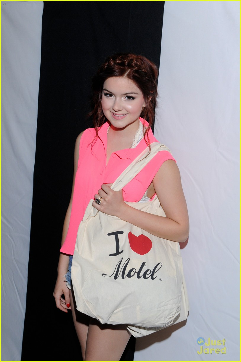 ariel winter global green awards 03