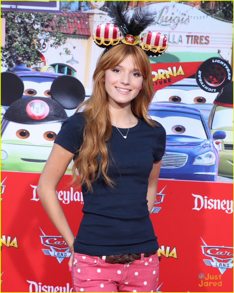 bella thorne fathers day interview 06