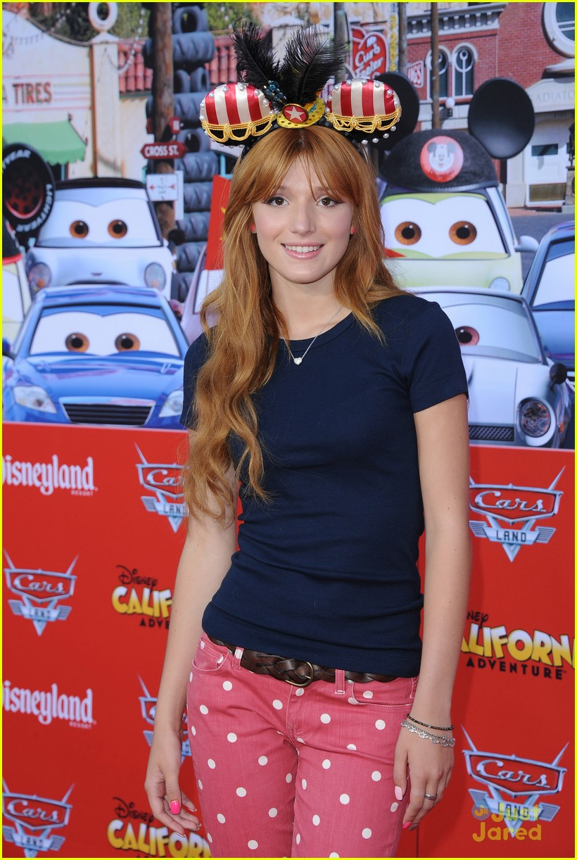 bella thorne fathers day interview 18