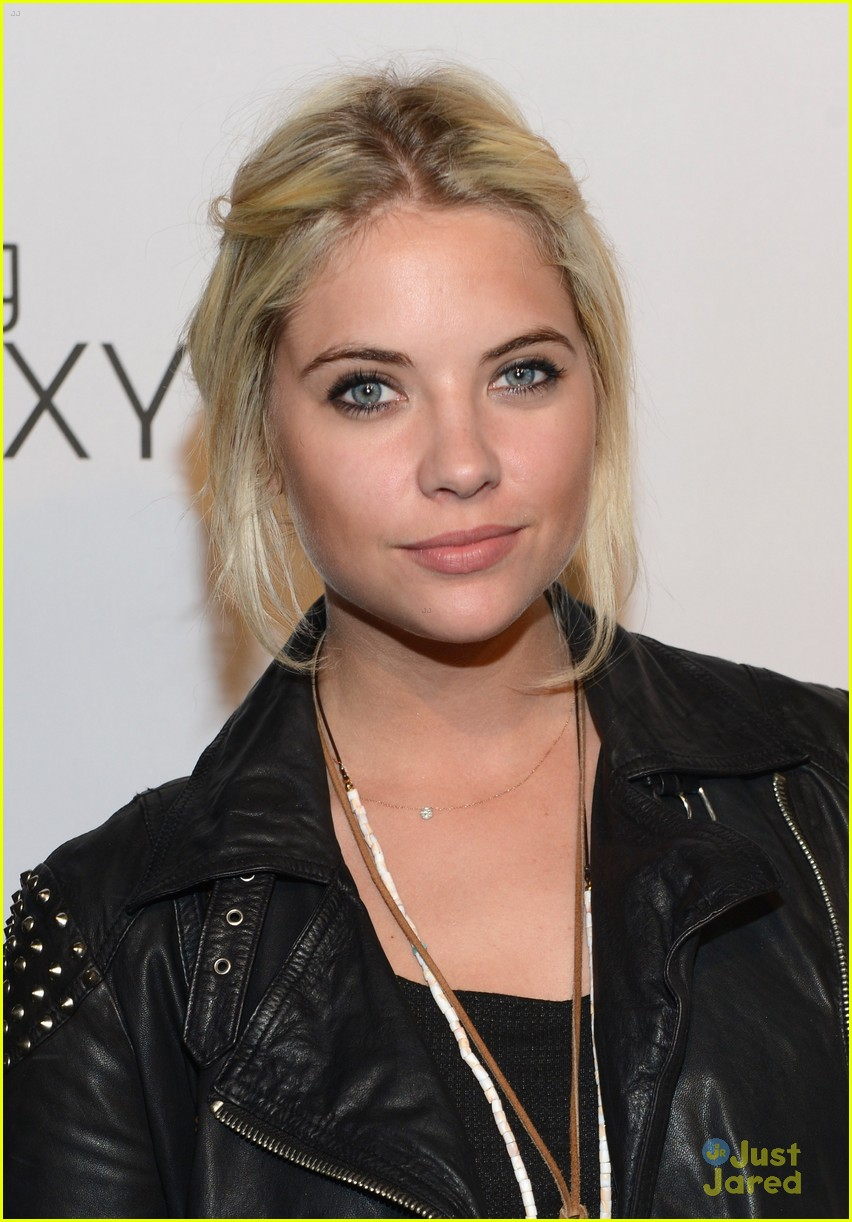 ashley benson samsung launch 04
