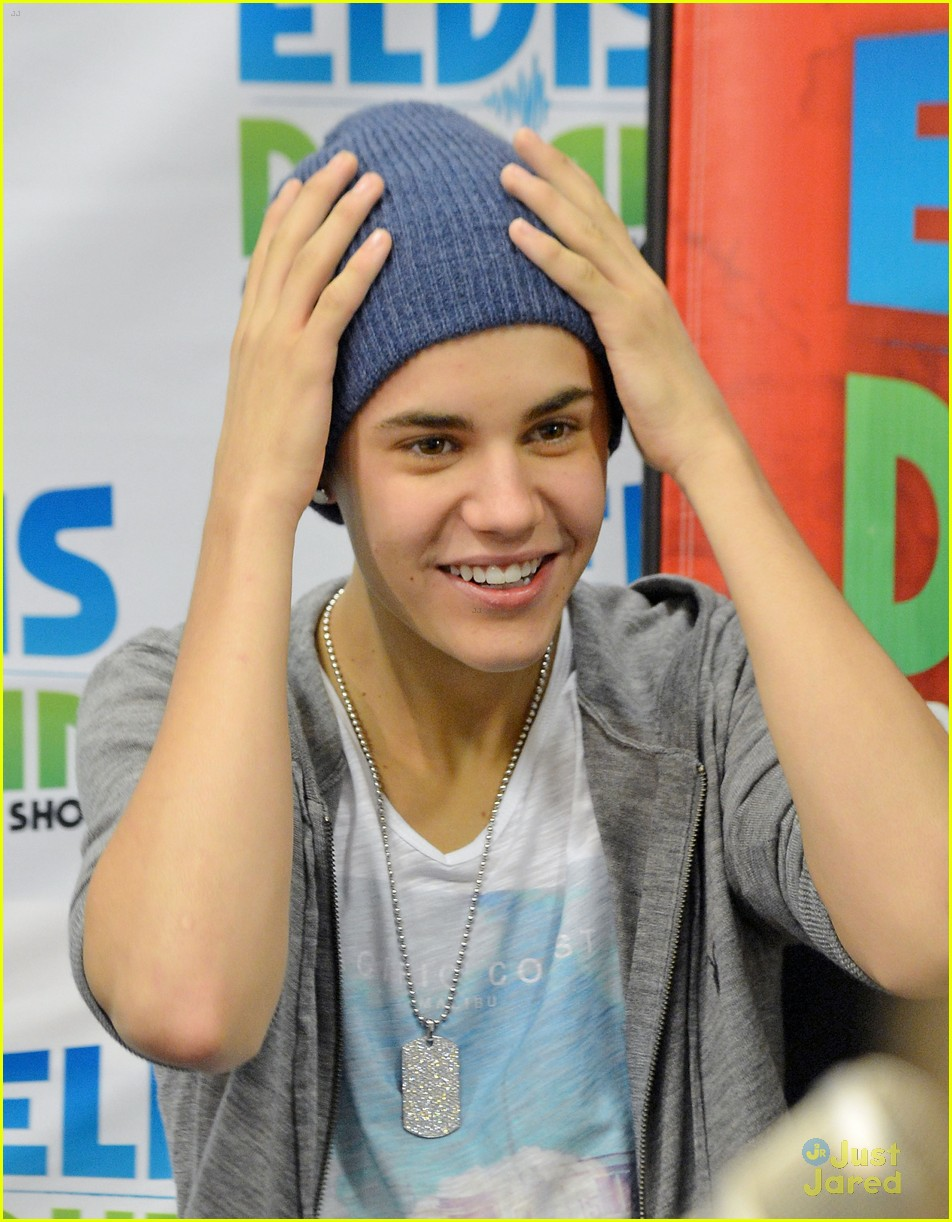 justin bieber elvis duran 08