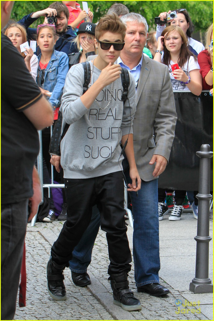 justin bieber germany stop 14