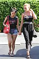 Brenda-aly brenda song aly michalka lunch 05